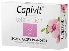 CAPIVIT Total Action x 30 kapsułek