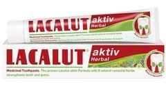 LACALUT Aktiv Herbal Pasta do zębów 75 ml