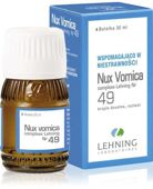 LEHNING Nux vomica Comp. Nr 49 krople 30ml