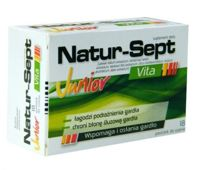 NATUR-SEPT Junior x 18 pastylek