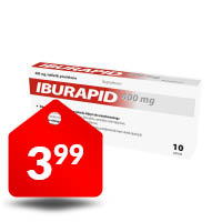 Iburapid 10 tabletek